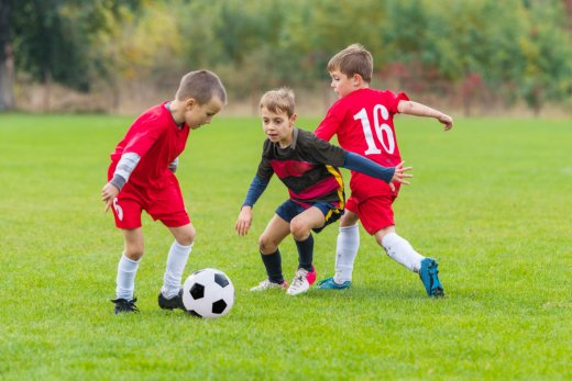 Top Reasons Why Your Children Should Play Sports